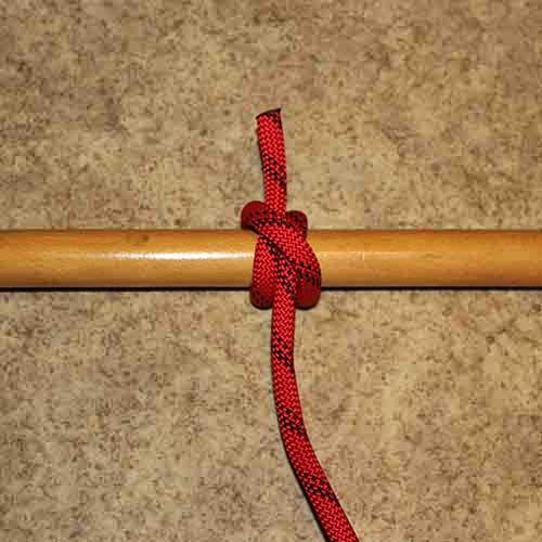 Clove Hitch Useful Knots
